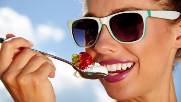 Cómo no engordar en verano