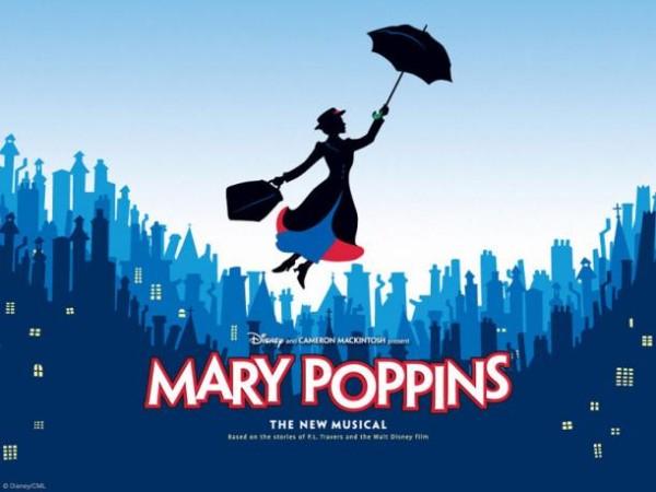 Mary Poppins al cine de nuevo