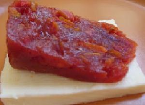 Dulce de guayabo