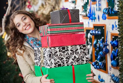 Época navideña, época de regalos