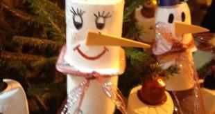 Manualidades navideñas infantiles