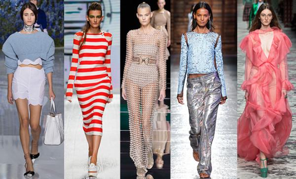 La moda de primavera 2016