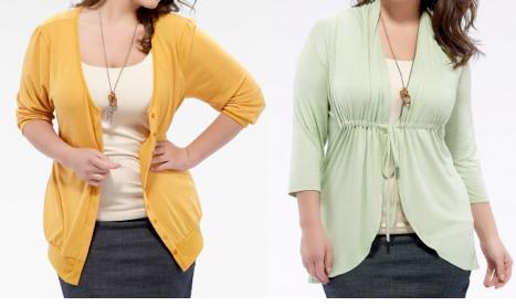 Cómo vestir para verte más delgada