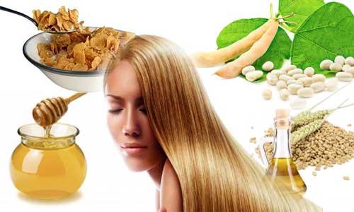 Alimentos que ayudan a que el pelo crezca