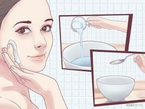 Cómo eliminar espinillas de la cara