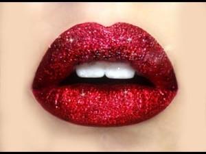 Labios glitter lips