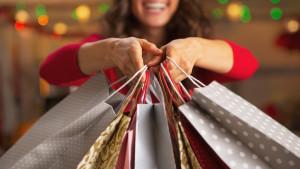 Las compras en Navidad