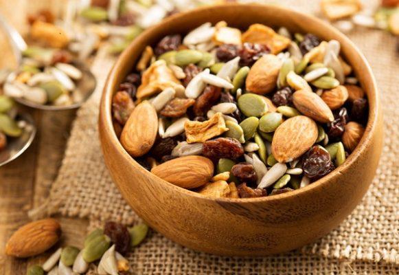 Cómo perder peso y comer snacks