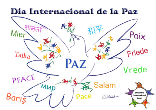 Frases para el día de la paz