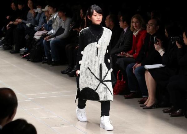 La tendencia de la moda sin género en Japón
