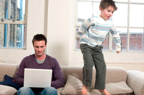 ¿Mi niño tiene hiperactividad?